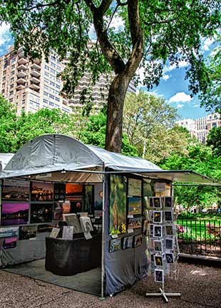My Booth at Rittenhouse